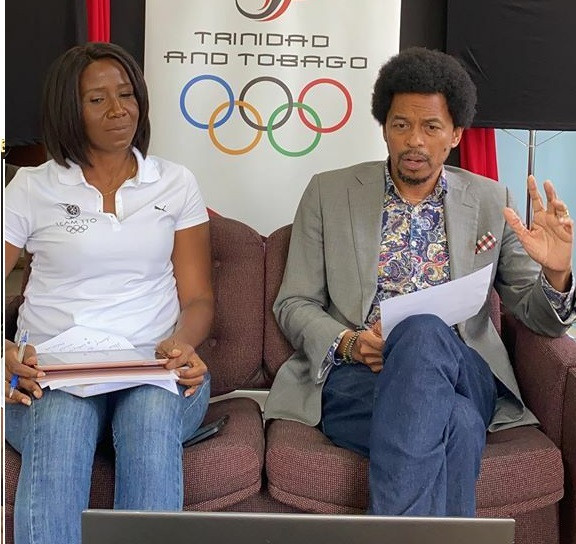 Trinidad and Tobago Olympic Committee move Olympic Day initiatives online